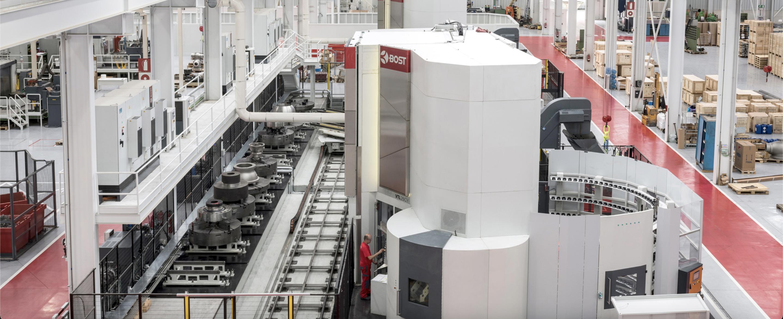 BOST Werkzeugmaschinen GmbH